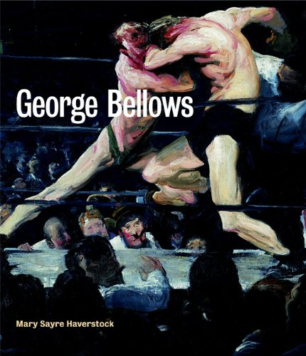 George Bellows; an Artist in Action