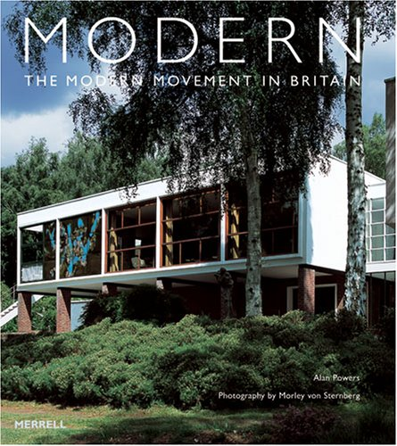 9781858944050: Modern: The Modern Movement in Britain