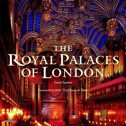 9781858944234: The Royal Palaces of London