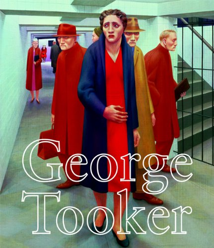 the subway george tooker