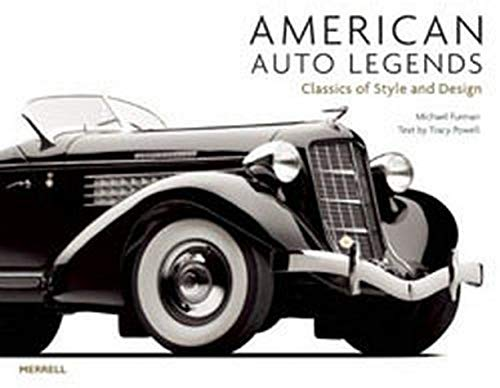 9781858945163: American Auto Legends: Classics of Style and Design (Auto Legends Series)