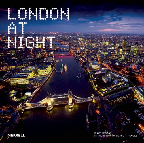 London at Night (1858945178) by Hawkes, Jason