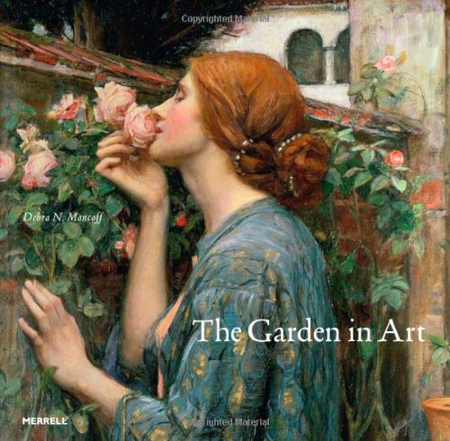 9781858945224: The Garden in Art