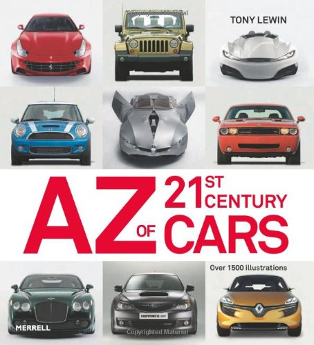 9781858945255: The A-Z of 21st Century Cars