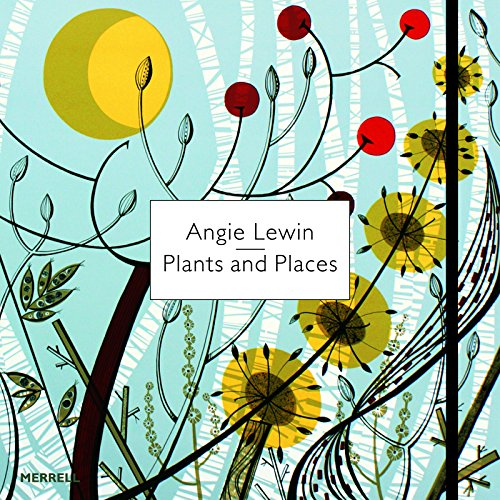 9781858945361: Angie Lewin: Plants and Places