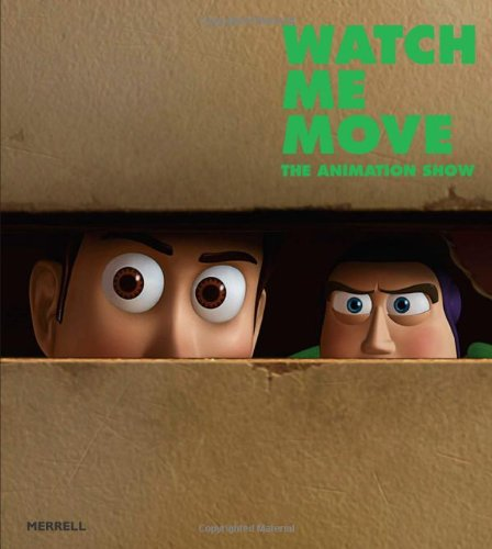 9781858945583: Watch Me Move: The Animation Show