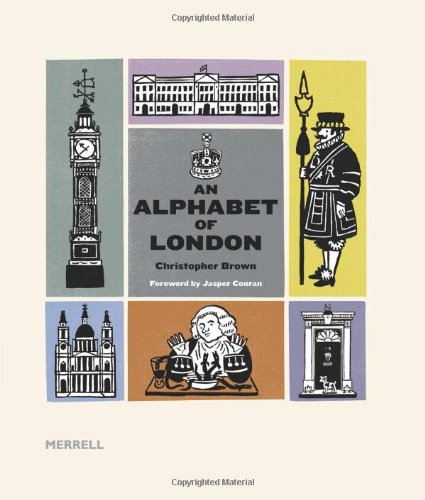 Alphabet of London: Brown, Christopher