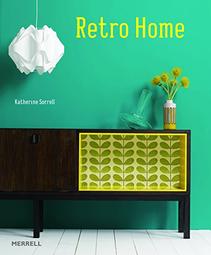 Retro Home 9781858945811 Retro is back if it ever went away and more and more of us are finding inspiration in the homes of the twentieth century. Whether your p