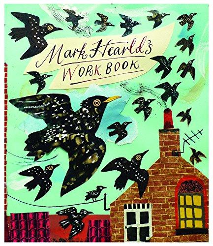 9781858945866: Mark Hearld's Work Book