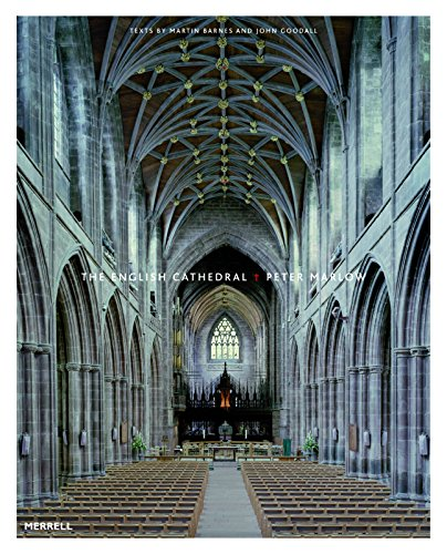 The English Cathedral: Barnes, Martin; Goodall, John