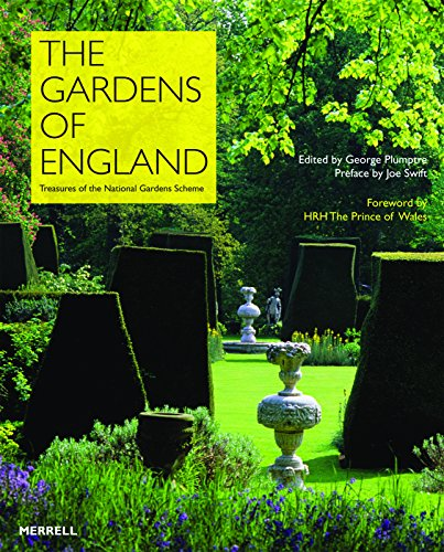 9781858946023: The Gardens of England: Treasures of the National Gardens Scheme
