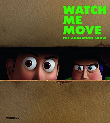 9781858946238: Watch Me Move: The Animation Show