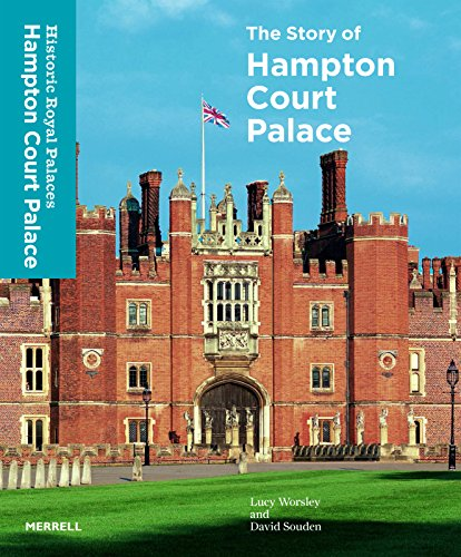 Story of Hampton Court Palace (Hardcover): Lucy Worsley