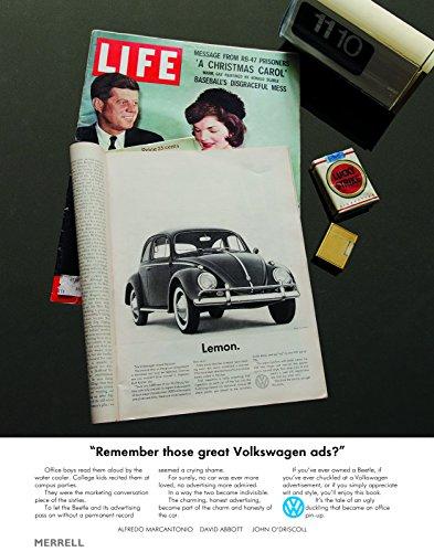 Remember those great Volkswagen ads?: Marcantonio, Alfredo, Abbott, David, O'Driscoll, John