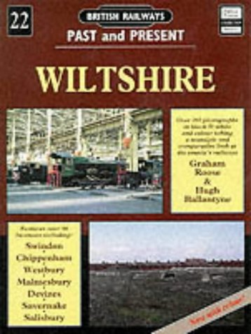 9781858950495: Wiltshire (British Railways Past & Present)