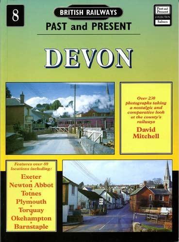 Devon (British Railways Past & Present): Mitchell, David