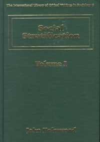 Social Stratification (Hardback)