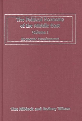 The Political Economy of the Middle East (Elgar Mini Series): Edward Elgar Pub