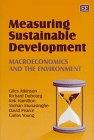 Measuring Sustainable Development: Macroeconomics and the Environment: Dubourg, Richard, Hamilton,
