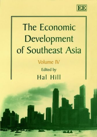 The Economic Development of Southeast Asia (Hardback): H. Hill