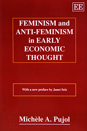 9781858988849: Feminism and Anti-Feminism in Early Economic Thought