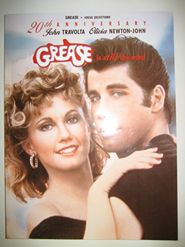 9781859009772: Grease Vocal Selections 20th Anniversary (Pvg)