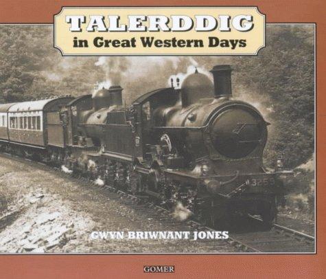 9781859027042: Talerddig in Great Western Days