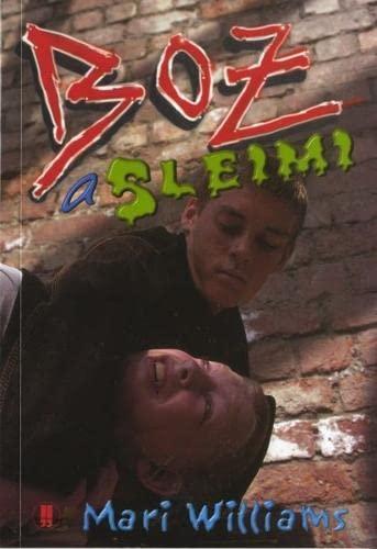 9781859028254: Boz a Sleimi (Cyfres Nofelau i'r Arddegau)