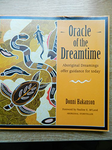 9781859060148: Oracle of the Dreamtime