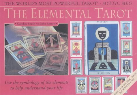 9781859061053: The Elemental Tarot