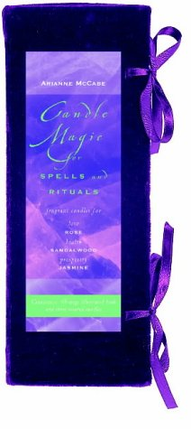 9781859061152: Candle Magic for Spells and Rituals [With Candles]
