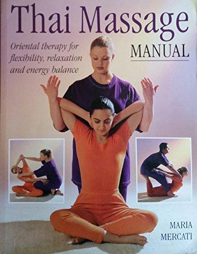 9781859061466: Thai Massage Manual