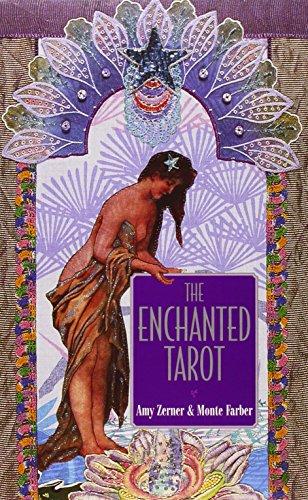 9781859061473: The Enchanted Tarot: Book and Tarot Deck