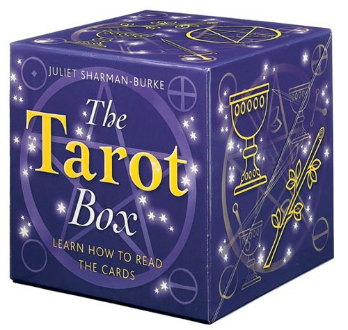 9781859061695: The Tarot Box: Learn how to read the cards (Book-in-a-Box)