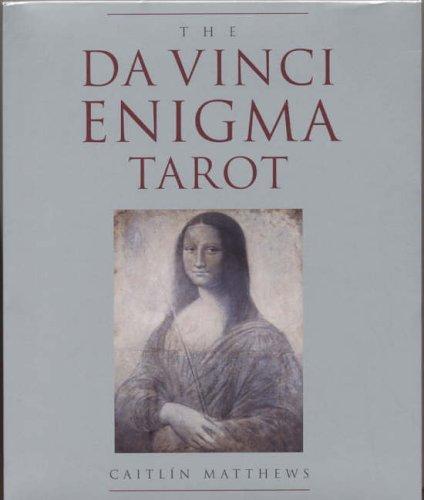 9781859061824: The Da Vinci Enigma Tarot
