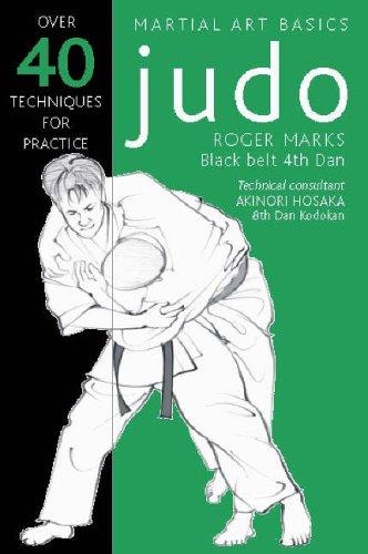 9781859061985: Judo (Martial Art Basics)