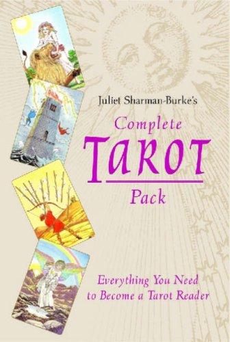 Complete Tarot Pack (1859062148) by Juliet Sharman-Burke