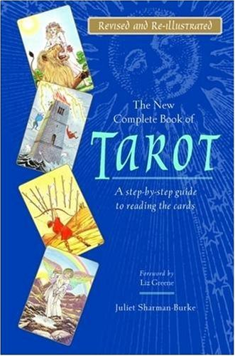 9781859062159: The New Complete Book of Tarot