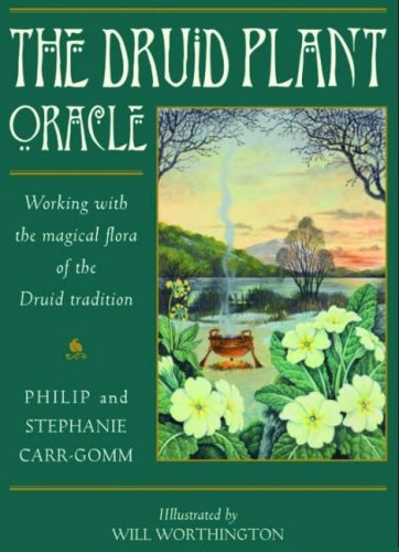 9781859062432: The Druid Plant Oracle (Book & Card Pack)