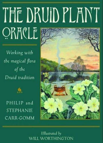 9781859062432: Druid Plant Oracle (Book & Card Pack)