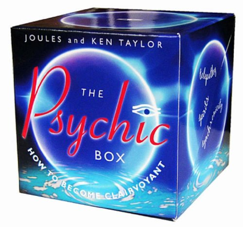 The Psychic Box: How to become clairvoyant (Book in a Box) (1859062482) by Joules Taylor; Ken Taylor