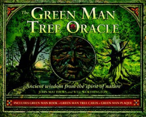 9781859062715: The Green Man Tree Oracle: Ancient Wisdom from the Spirit of Nature