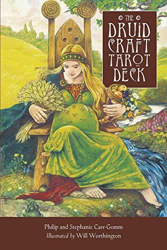 The Druid Craft Tarot Deck: Carr-Gomm, Philip; Carr-Gomm,