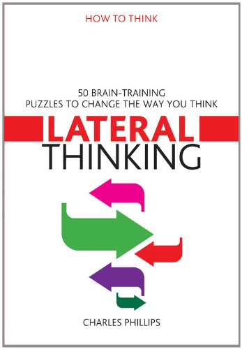 9781859062838: Lateral Thinking: 50 Brain-Training Puzzles to Change the Way You Think (How to Think)