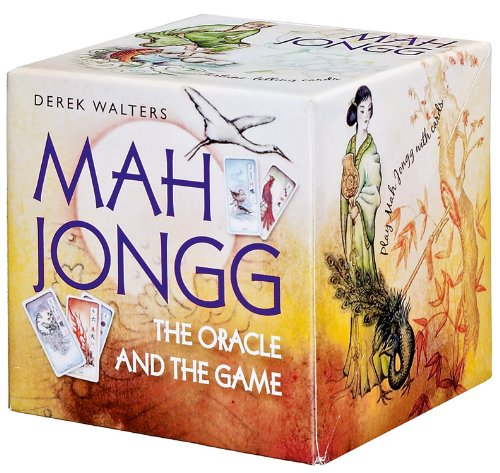 9781859063026: Mah Jongg: The Oracle and the Game (Book-In-A-Box)