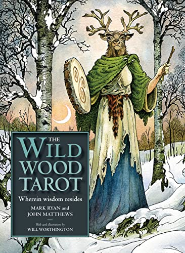 9781859063187: The Wild Wood Tarot: Wherein Widsom Resides