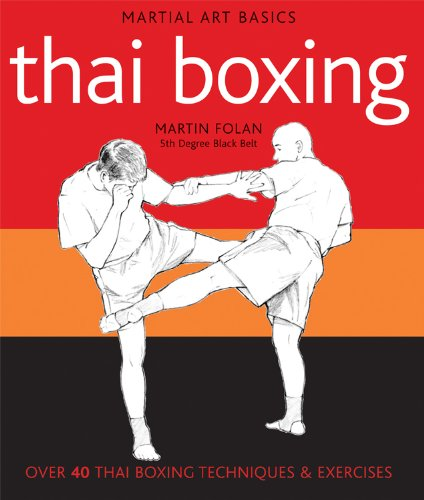 9781859063347: Martial Arts Basics Thai Boxing