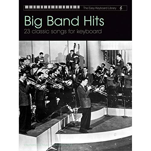 Big Band Hits : for keyboard