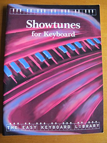 9781859091470: Showtunes: For keyboard (The easy keyboard library)