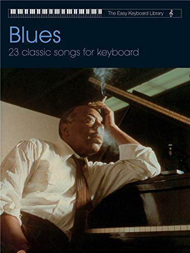 9781859093153: Blues (Easy Keyboard Library)